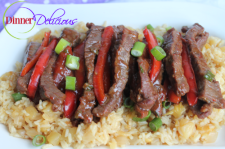 Beef Stir-Fry with Peppers