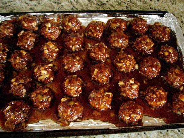 Easy BBQ Meatball Recipe