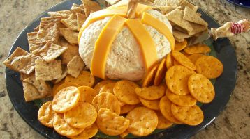 Autumn Cheese Ball