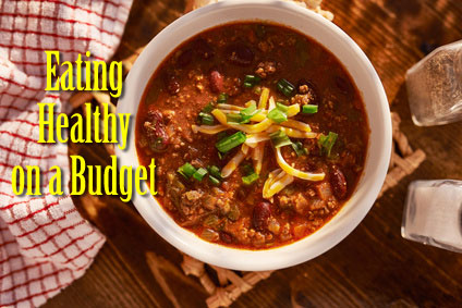 how to cook & eat healthy meals on a budget
