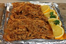Healthy Pulled Pork with Natural Sweetners