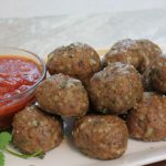 simple and basic meatballs