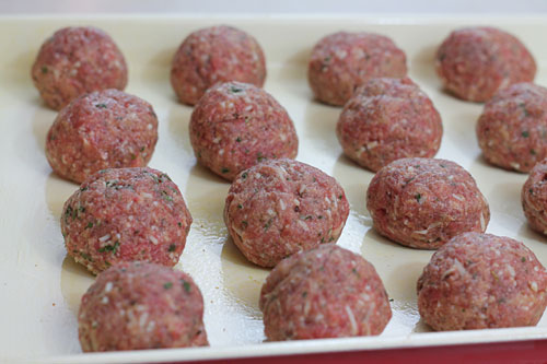 basic meatball recipe