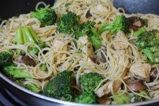 Chicken Broccoli Pasta