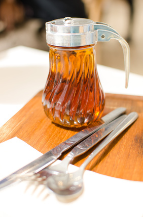healthy pancake syrup