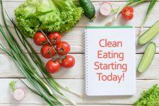 List of Clean Eating Foods