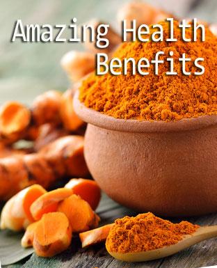 health benefits of tumeric
