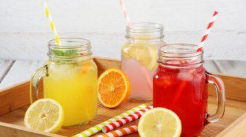 Non Alcoholic Summer Mocktail Recipes