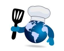 Chef globe