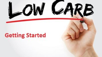 Getting Started With Low Carb Cooking & Eating