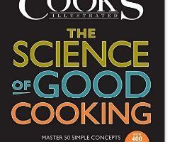 CookBook Review Science of Good Cooking