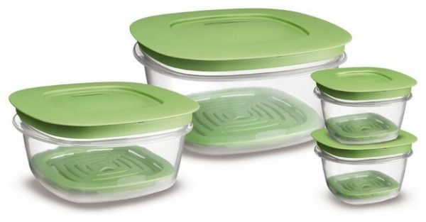 food storage to store your fresh lettuce