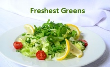 eat more greens to be healthy