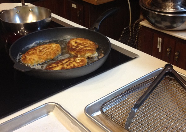 easy breaded chicken cutlets