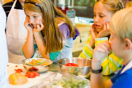 Teach Your Kids To Cook Early in Life