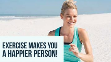 Exercise Makes You a Happier Person