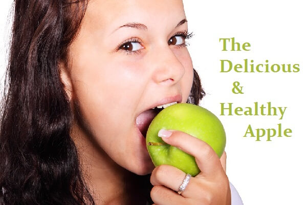 Healthy Apple and Health Benefits of Apples
