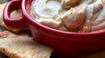 Delicious White Bean Dip