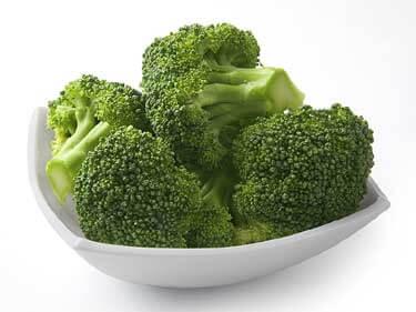 healthy food broccoli