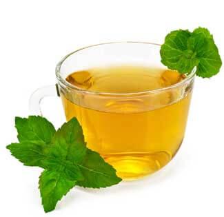 healthy food tea