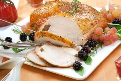 cooking for less stress turkey