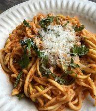 Spiral Vegetable Slicer to Make Zucchini Noodles