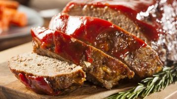 Basic Homemade Meatloaf Recipe