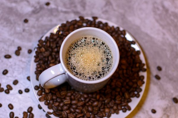 coffee break cup