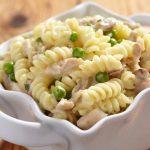 leftover chicken recipe using pasta