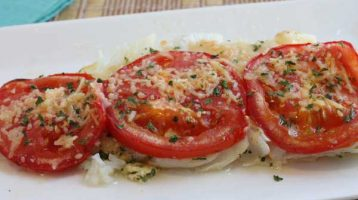 Healthy Baked Cod Recipe