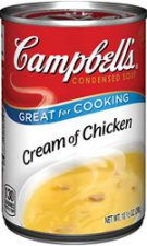 Campbell's Soup for Cooking