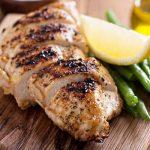 Grilled Lemon Pepper Chicken
