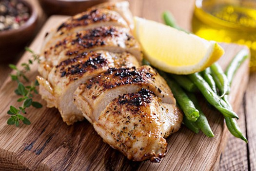 Lemon Pepper Chicken Grilled