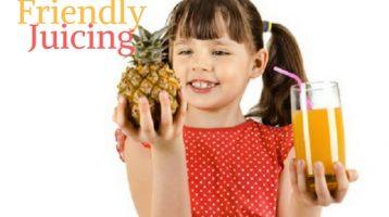 kid friendly juicing