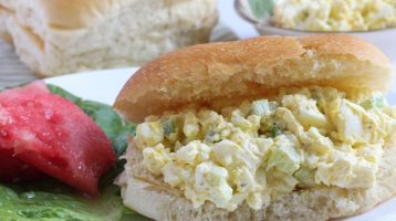 Make Classic Egg Salad Recipe