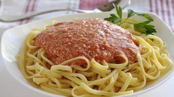 Ricotta Cheese and Tomato Sauce Recipe