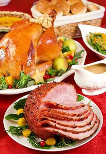 Christmas Dinner Recipes and Ideas