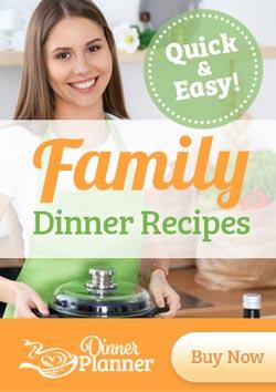 Dinner Planner Cookbook