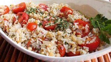 Rice and Corn Salad