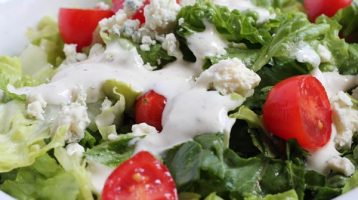 Basic Tossed Salad Recipe