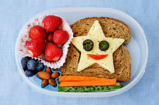 packing school lunches for your kids