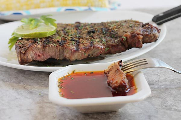 Steak Butter - Chili Lime Steak