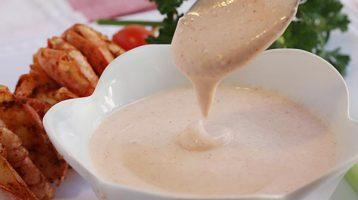 Bang Bang Shrimp and Chicken Sauce