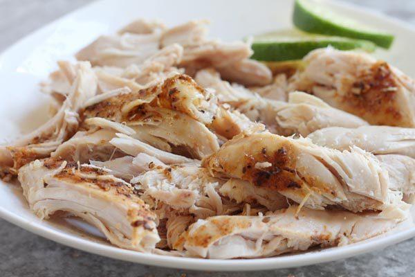 Fajita Chicken for Wraps