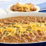 best refried beans using your crockpot