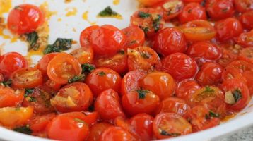 Sauteed Cherry Tomatoes Recipe