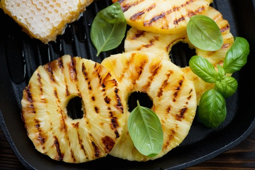 how to eat more pineapple