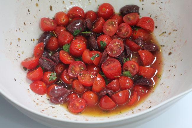 tomatoes for pasta fredda