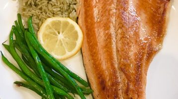 Wild Alaskan Coho Salmon Recipe