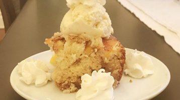 Peach Cake Recipe using Fresh Peaches